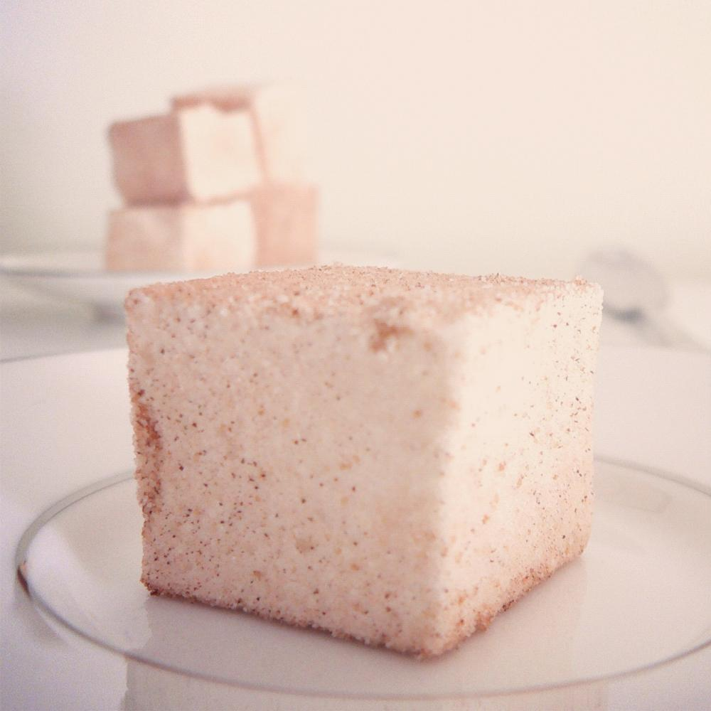Cinnamon Crunch Marshmallows