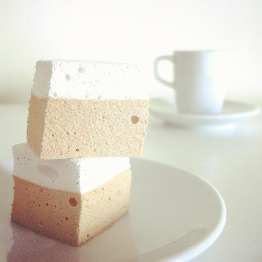 Chai Latte Double Layer Marshmallows
